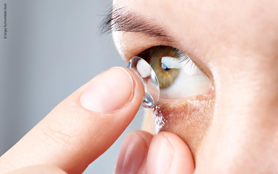Polymer science in your contact lenses