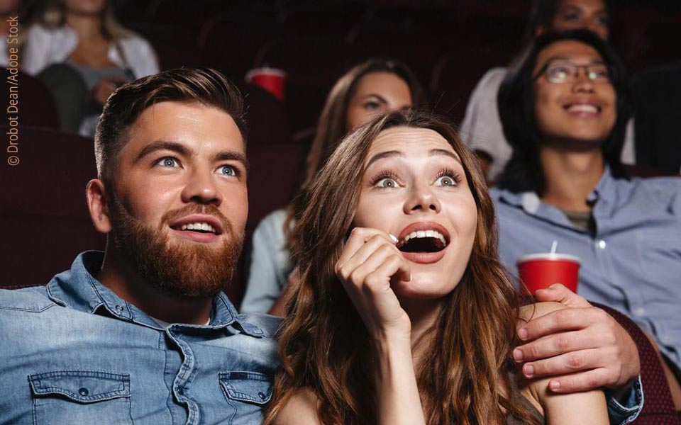 Innovative Filmbewertung: Luftmessung im Kino
