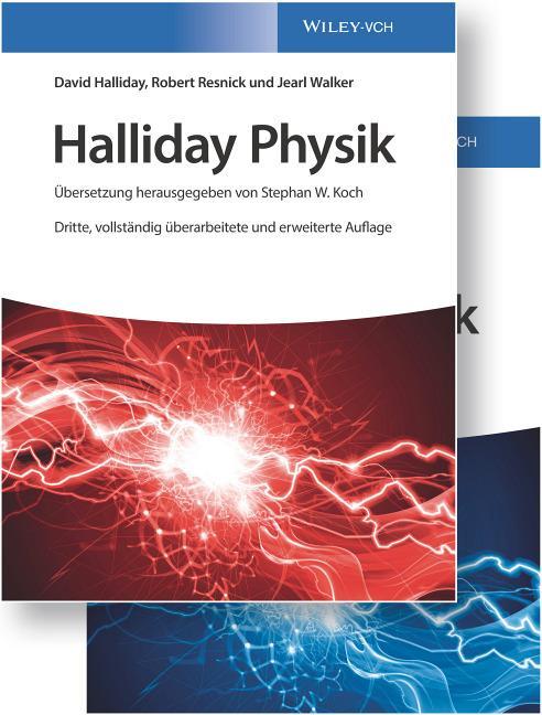 Halliday Physik Golf