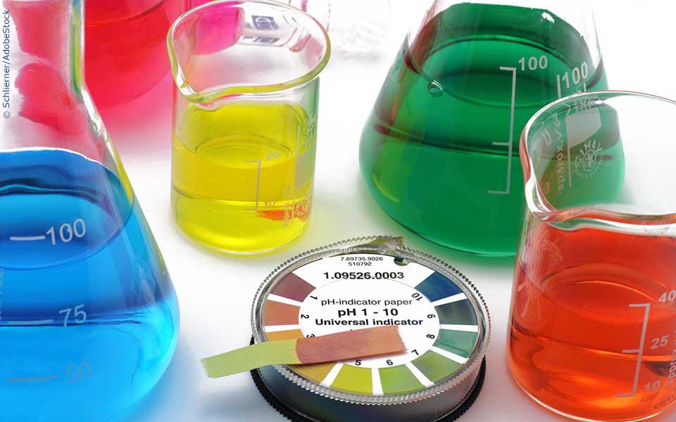 Wie war das nochmal mit dem pH-Wert?