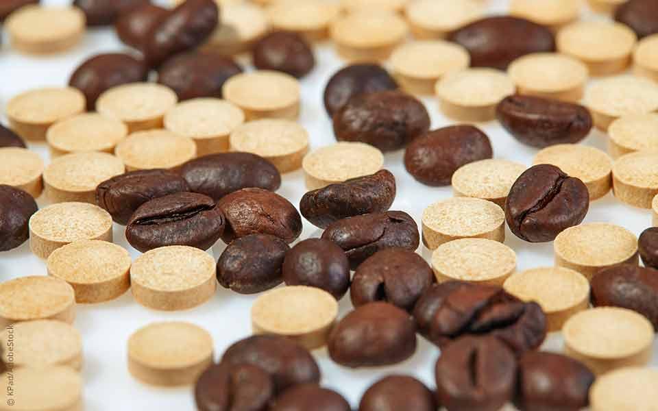 Coffeintabletten selbst herstellen: Wirkung garantiert!